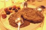 Les cookies un poil trop cuits (mais seulement 8€ ce généreux dessert!)