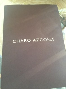 CHARO AZCONA