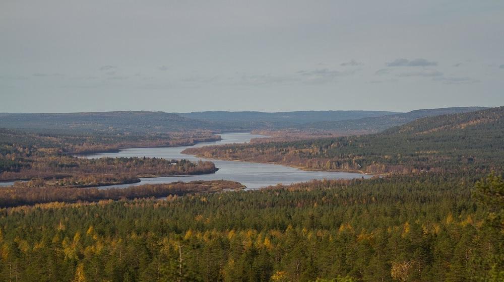 Happy-Fox-Boat-Trip-to-the-Ounasjoki-River-landscape