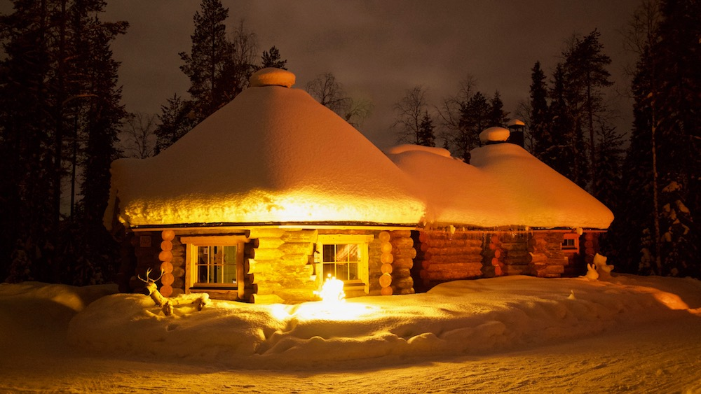 Log Sauna and Finnish Food Winter, 3 hours