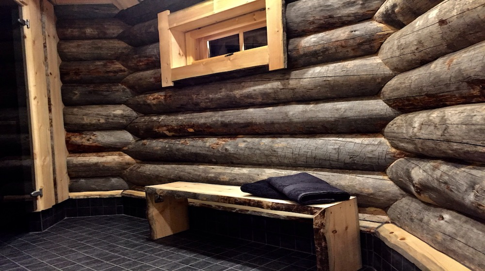 Happy-Fox-Forest-walk-&-Tradiotional-log-sauna-washroom