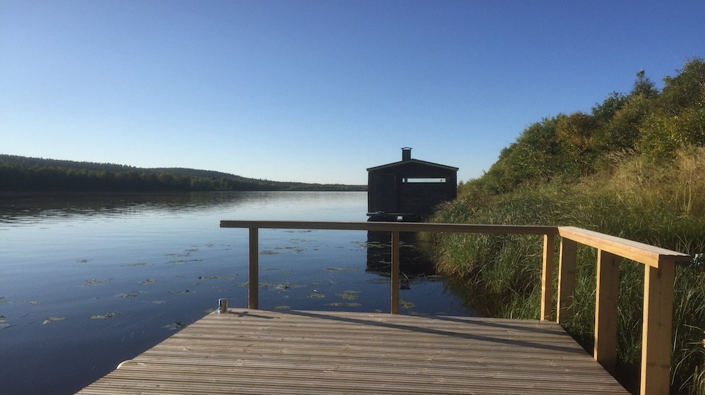 Happy-Fox-Finnish-Picnic-ounasjoki-river