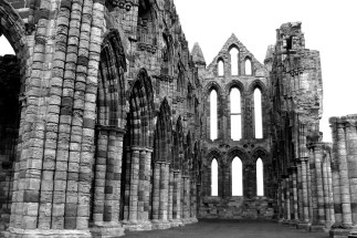 Whitby Abbey, UK (1220)