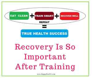 Recovery So Important after Training