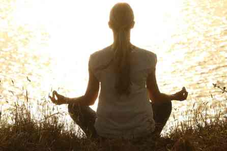meditation and yoga help restore gut