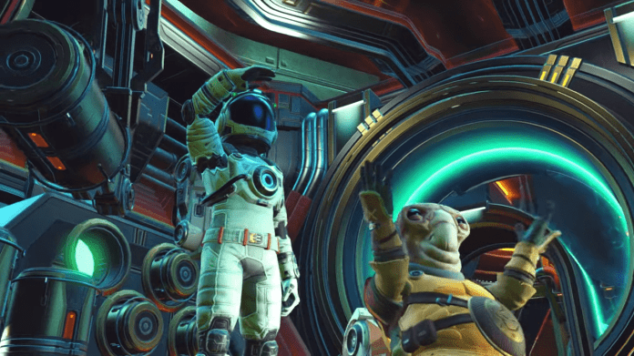 No Man S Sky Introduces Cross Platform Multiplayer Across Xbox One Playstation 4 And Pc Happy Gamer