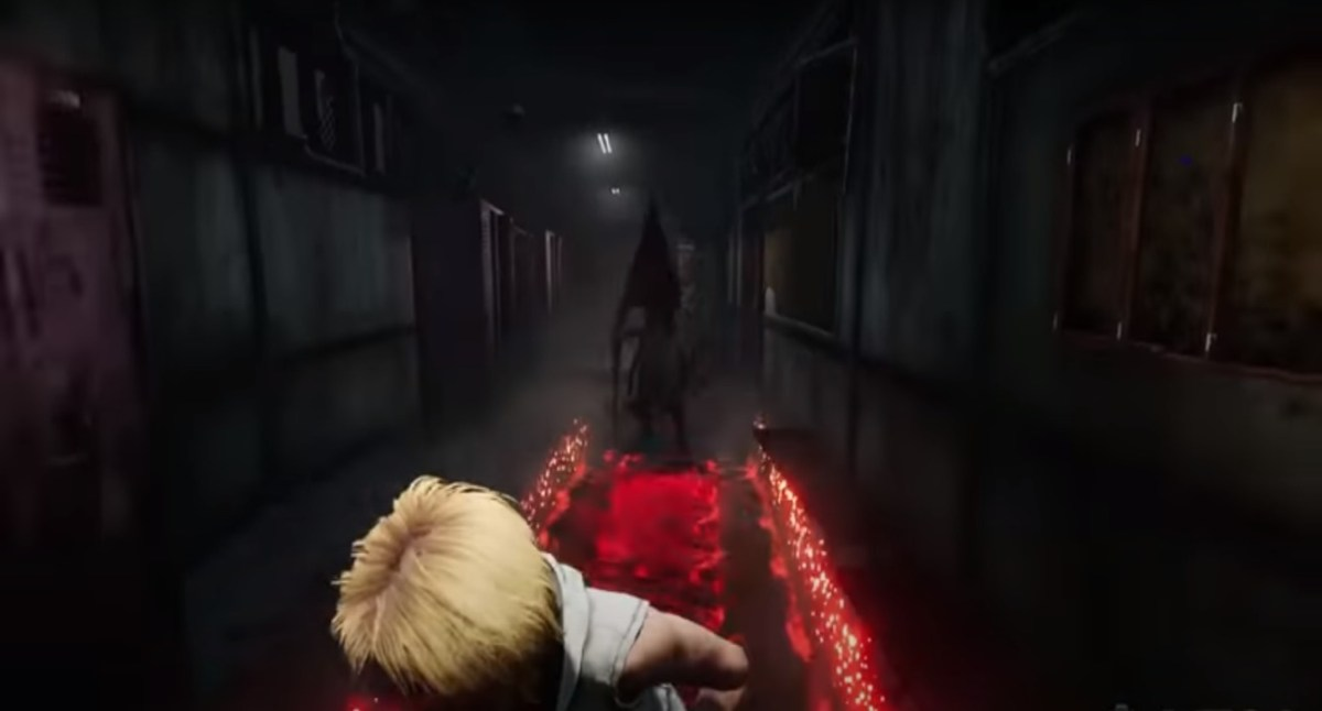Silent Hill Is added to Dead by Daylight