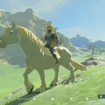 How To Get The Royal White Stallion In The Legend Of Zelda Breath Of The Wild Happy Gamer