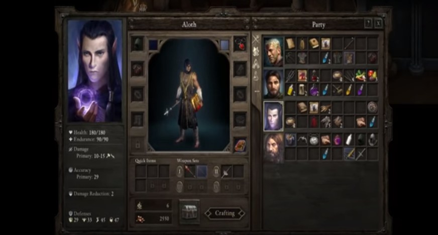 Pillars Of Eternity Will Be Free Next Week On Epic Games Store