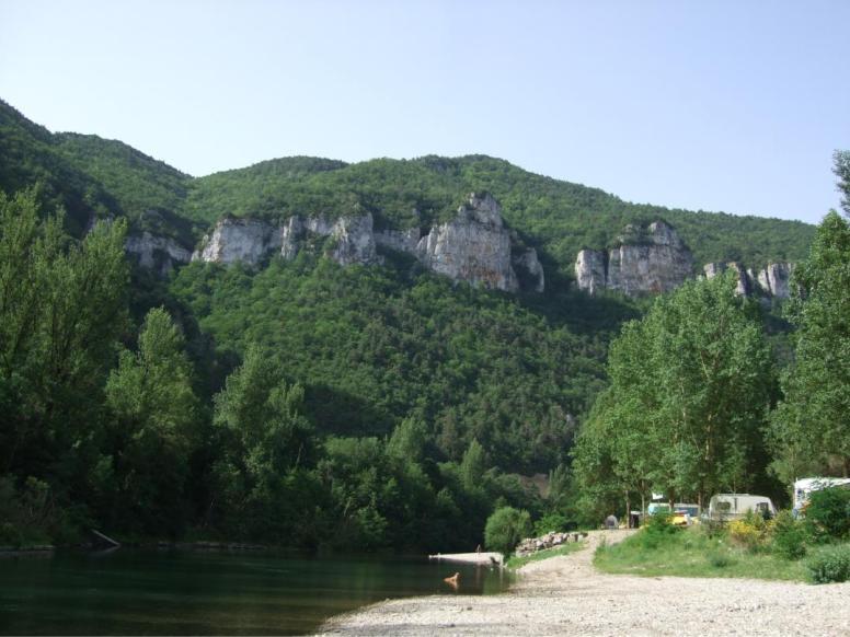 Tarnschlucht / Gorges du Tarn