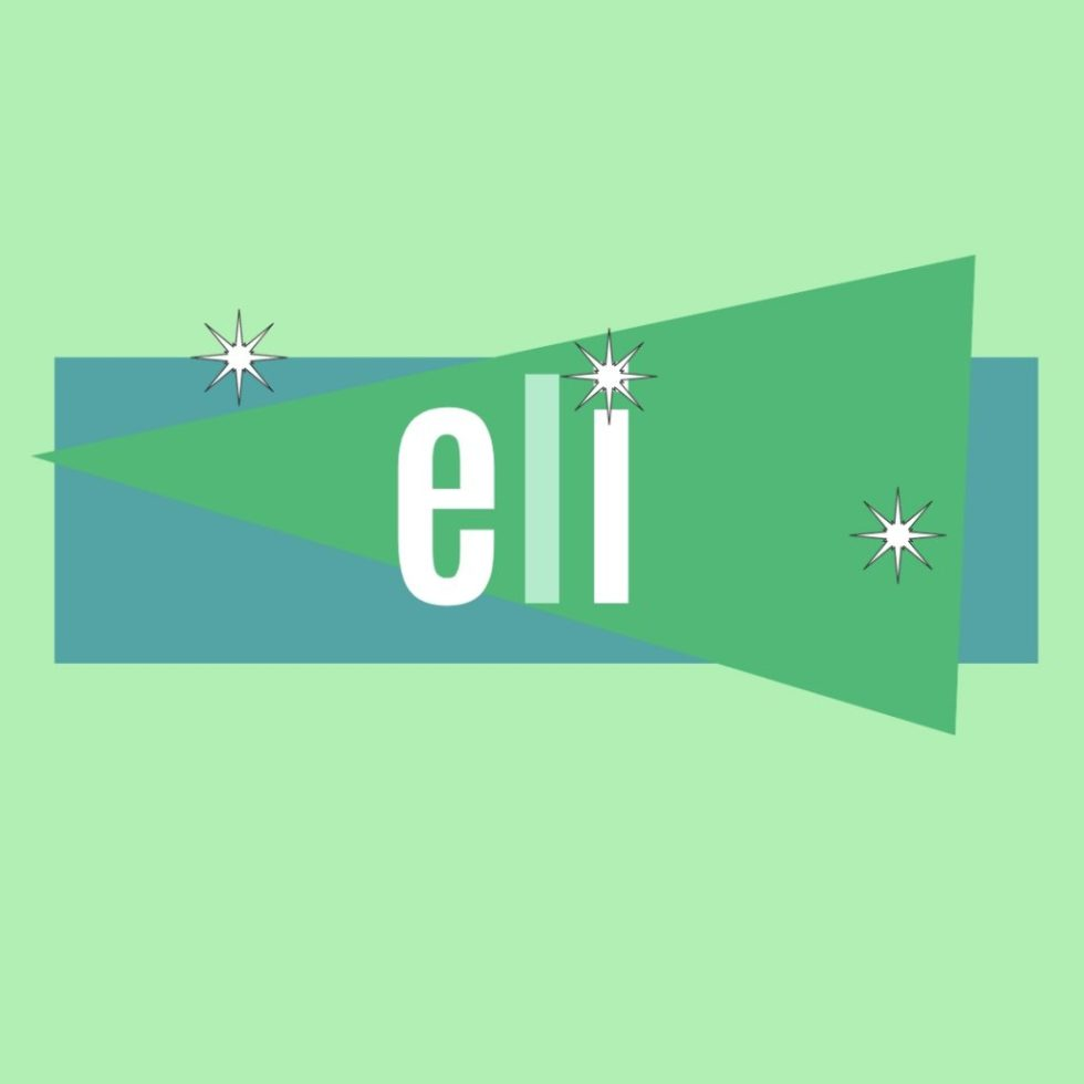 eli in vintage style as a male name