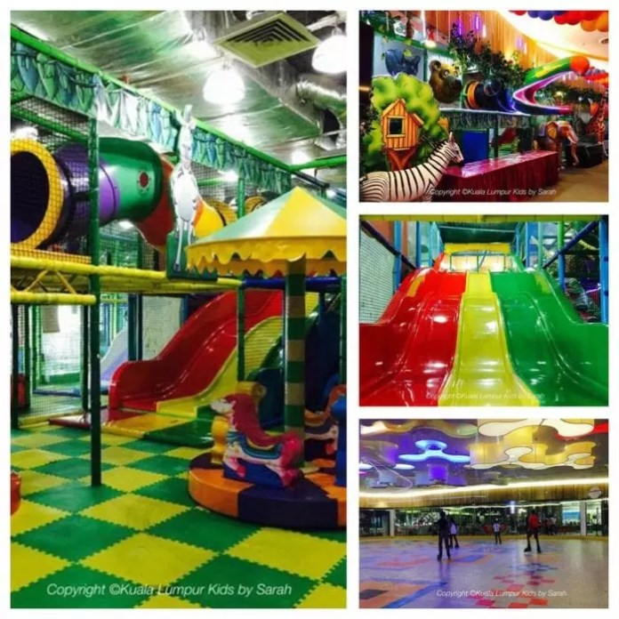 Happy Valley Indoor Play Centre: The Best Indoor Playground In KL For Kids And Toddlers