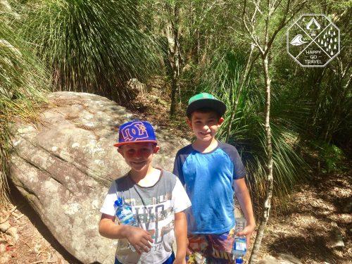 Somersby Falls Brisbane Water National Park Waterfalls