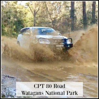CPT 80 Road – Watagans National Park 4×4 Track