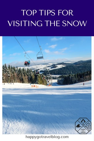 TOP TIPS for visiting the snow with kids