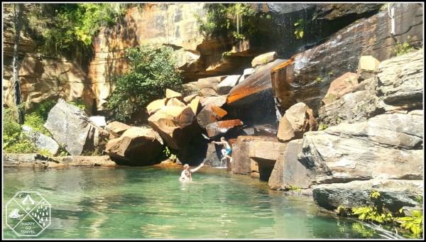 Gudda Gumoo Rainbow Waters Blacktown Tablelands in Central Queensland