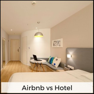 Airbnb vs Hotel – Which Is Better For Your Holiday?