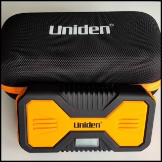Uniden jump start kit out of case