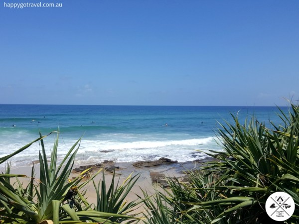Caloundra beach Sunshine Coast QLD