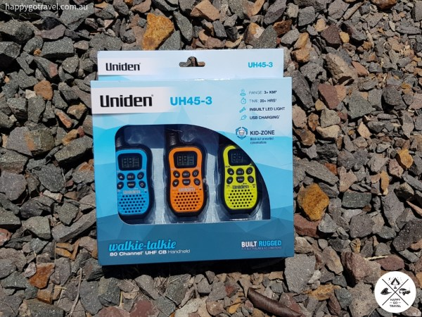 Uniden UH45 walkie talkie