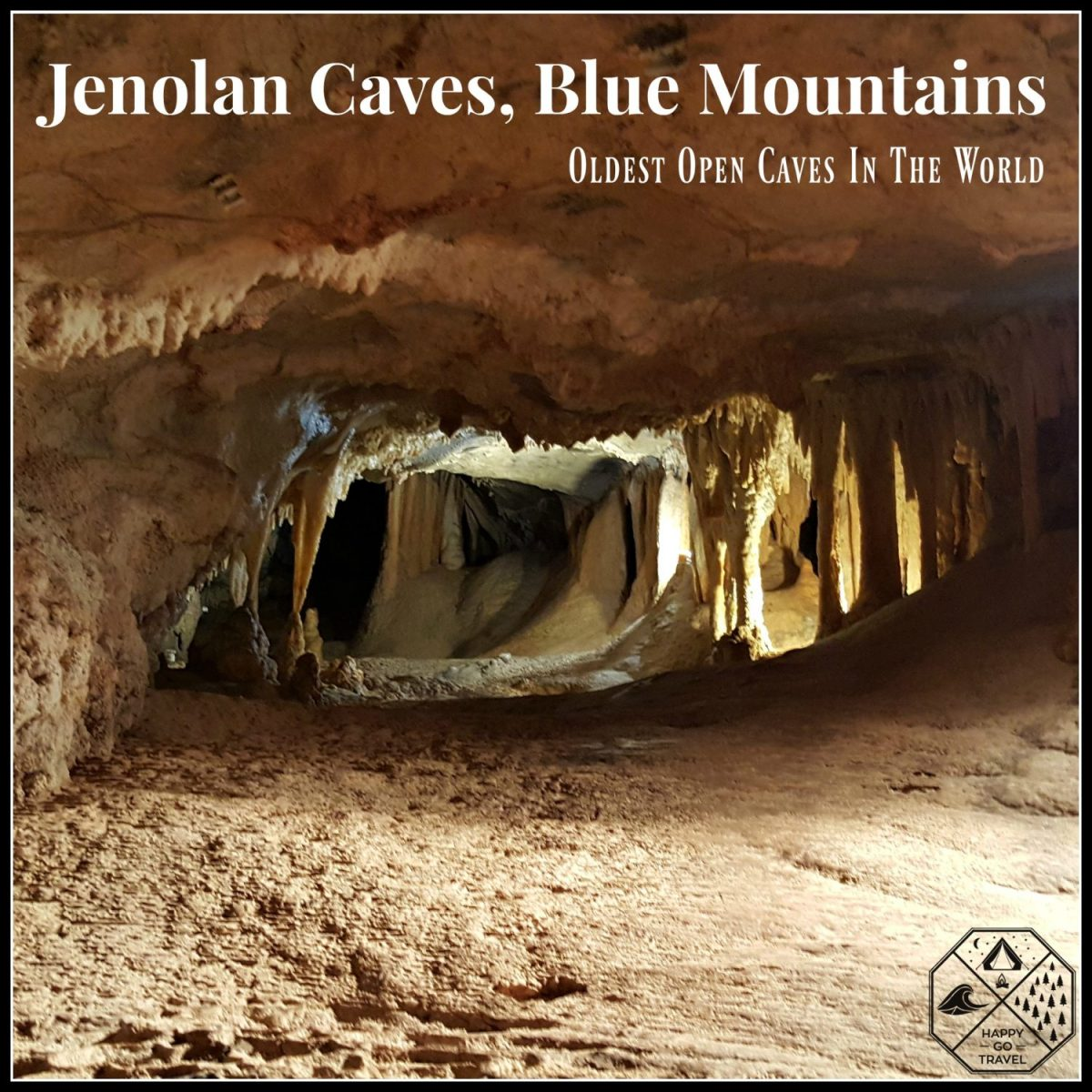 Jenolan Caves, Blue Mountains- World's Oldest Open Caves
