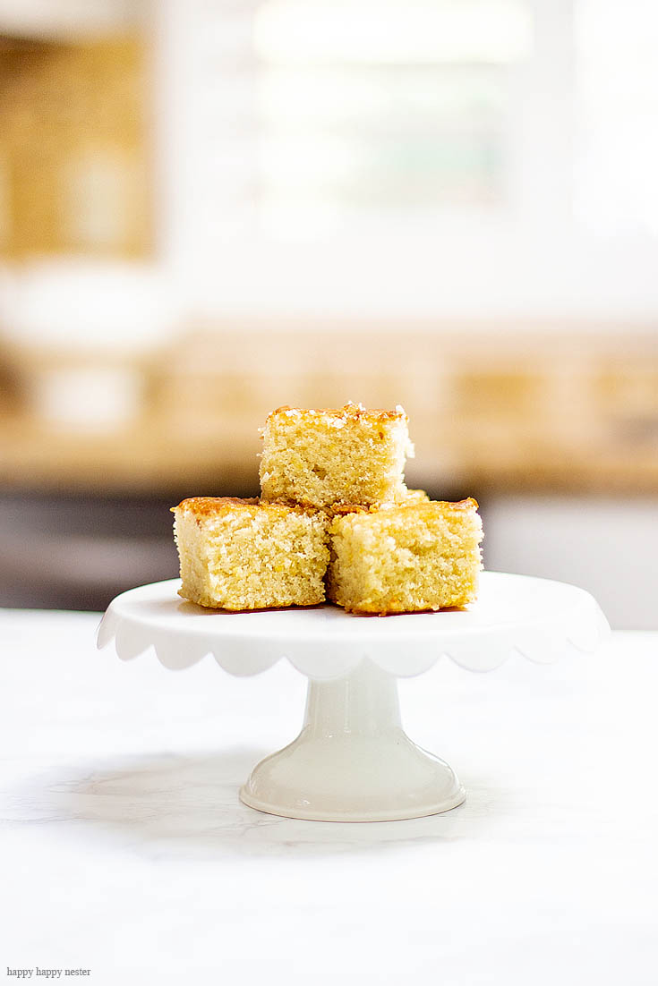 This Special Cornbread recipe is so simple to make. Every batch comes out perfect, sweet and moist. Since it only has 6 ingredients it is my go-to recipe for soups and chilis. Your family will love it and your friends will want the recipe. Cornbread | Easy Cornbread Recipe | The Best Cornbread Recipe | Baking