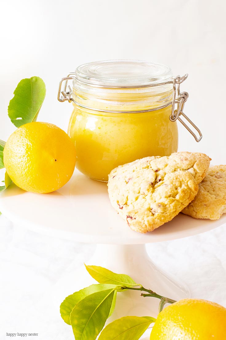 This Homemade Lemon Curd is Better Than Any Store-Bought Brand. This wonderful lemon curd recipe is from an old English Cookbook. It is such a refreshing lemon recipe that you'll want to add it to all your toasts, crepes, and scones! Fresh lemon zest and juice is the perfect combination for a wonderful recipe. #lemon #lemonrecipe #lemondessert #dessert #baking #recipes