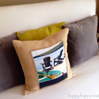 Family Room Futon Slipcover