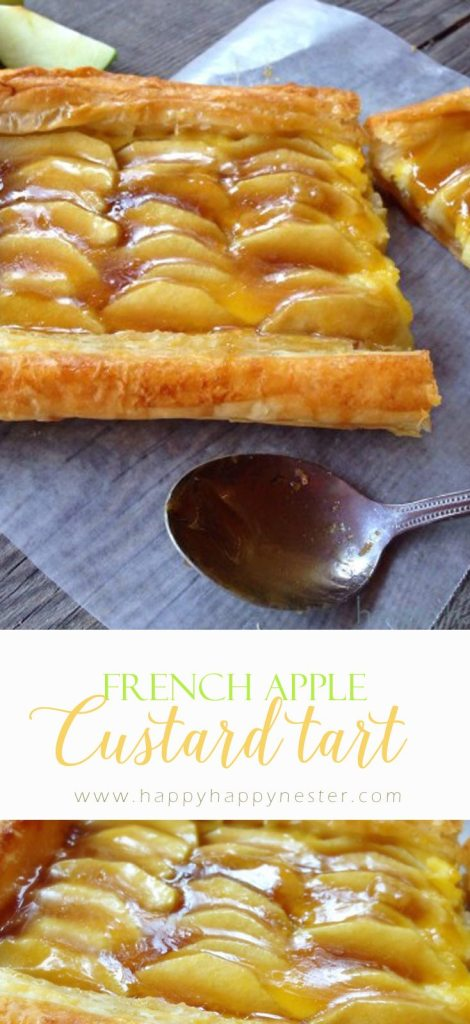 french apple tart pin copy