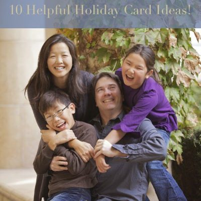 10 Helpful Holiday Holiday Cards Ideas