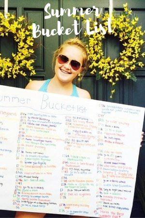 Summer Bucket List (1)