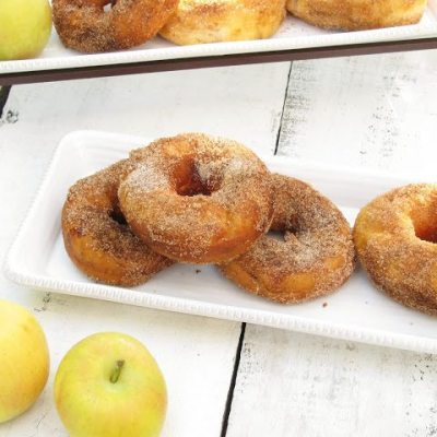 Easy to Make Donuts with Pillsbury Biscuits