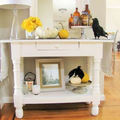 A Annie Sloan Chalk Paint Project