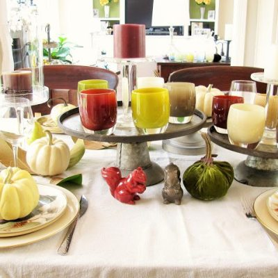 Four Essential Tips for Decorating Your Table