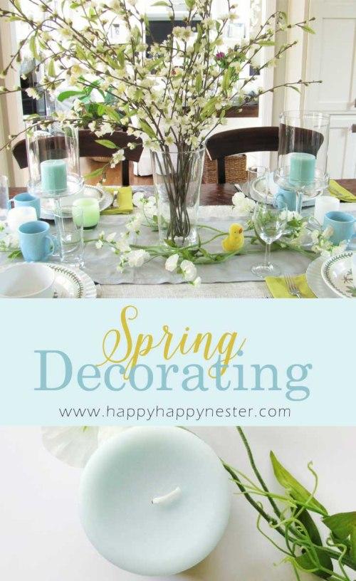 spring decor pin copy