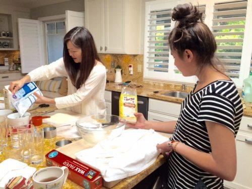 macaron recipe and me