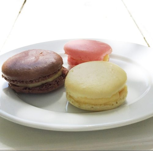 macaron recipe three some