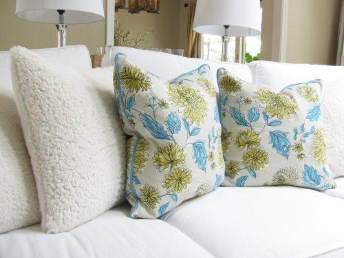 shop Pottery Barn pillows