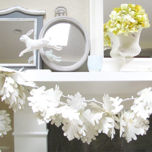 shop how to make garland