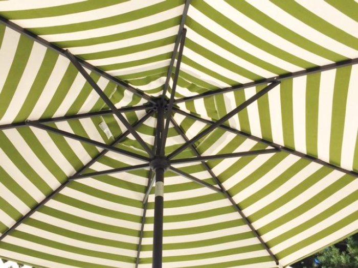 deck remodel umbrella
