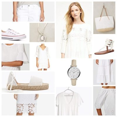 Those Summer Whites