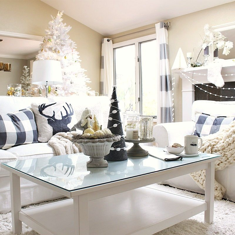 coffee table styling made easy