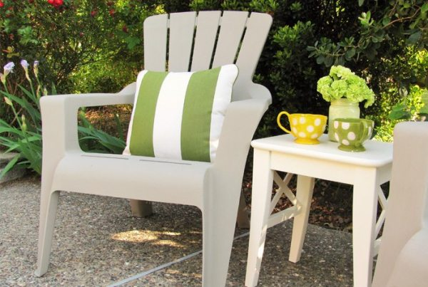 annie sloan chalk paint plastic outdoor chairs