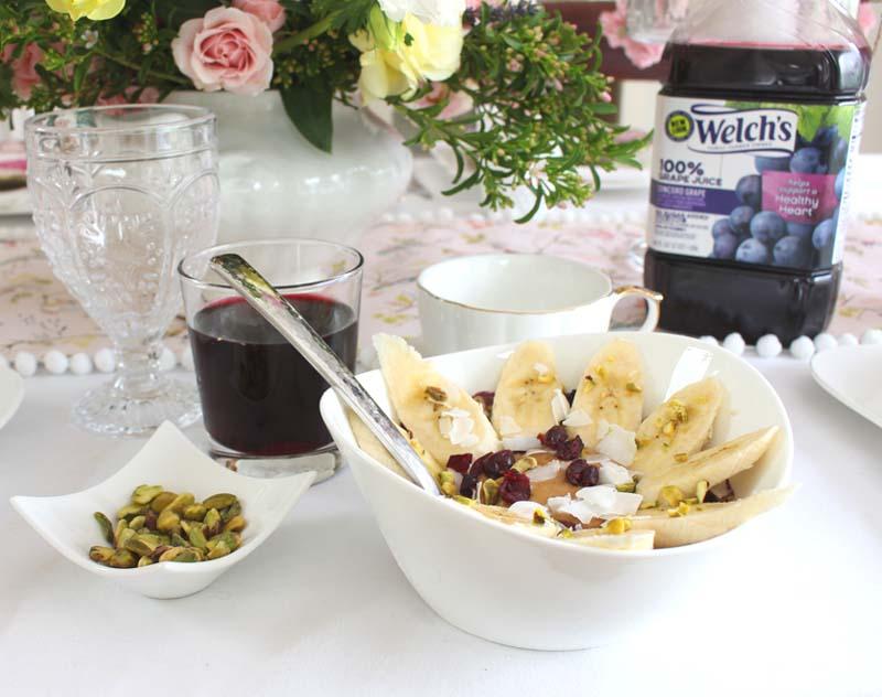 acai bowl healthy recipe