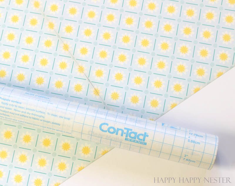 Uses of contact paper diy