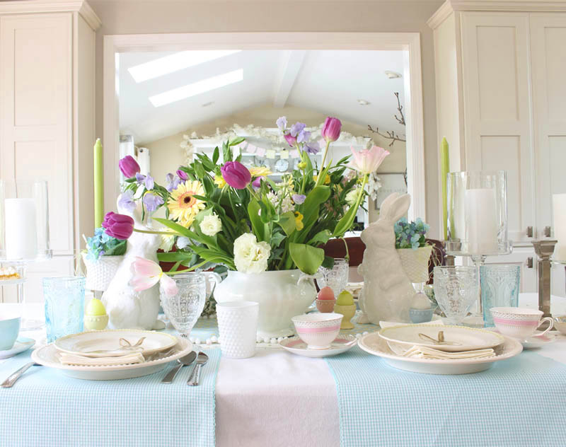 flower arrangements that are easy
