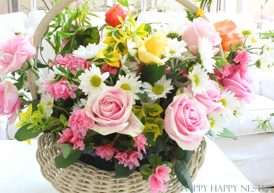 techniques to arranging flowers