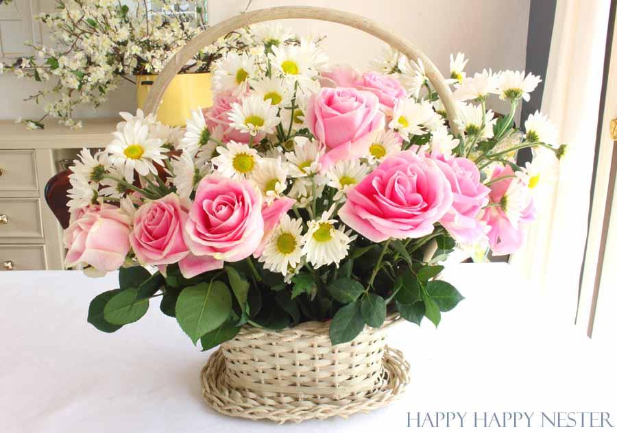 10 easy flower arrangement tips