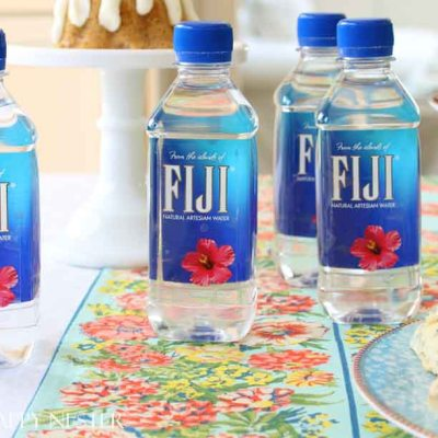 Fiji Water is Now Available with Home Delivery Service
