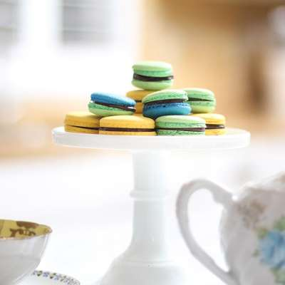 Private Baking Class: How to Make a Macaron Cookie
